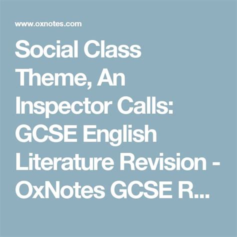 themes in an inspector calls powerpoint the 25 best inspector calls ideas on pinterest