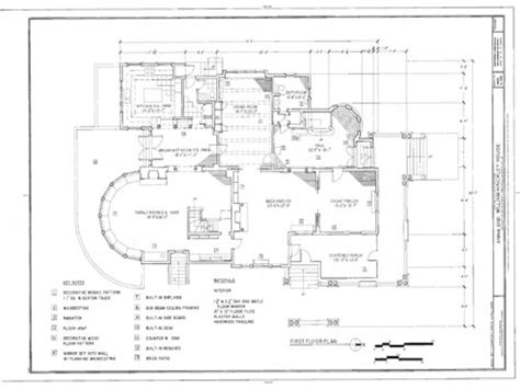 Historic Home Floor Plans by Historic Home Floor Plans Inside
