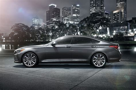 hyundai spins genesis into stand alone luxury sub brand