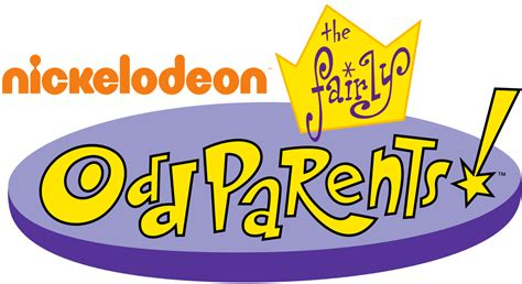 File The Fairly Oddparents Logo Svg Wikipedia