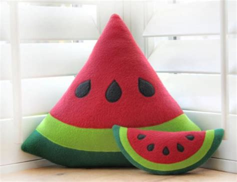 Handmade Kitchen Furniture funky food shaped pillows to cheer up the d 233 cor