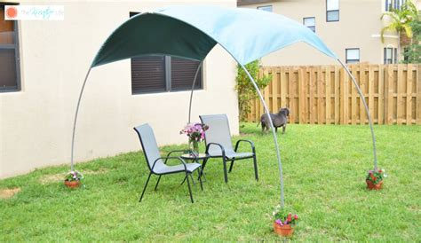 Diy Backyard Shade by Hometalk Diy Backyard Sunshade