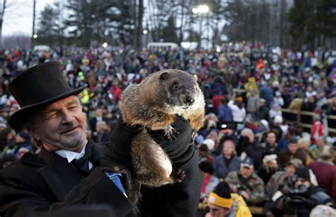 groundhog day pa pa great outdoors punxsutawney s 132nd groundhog day