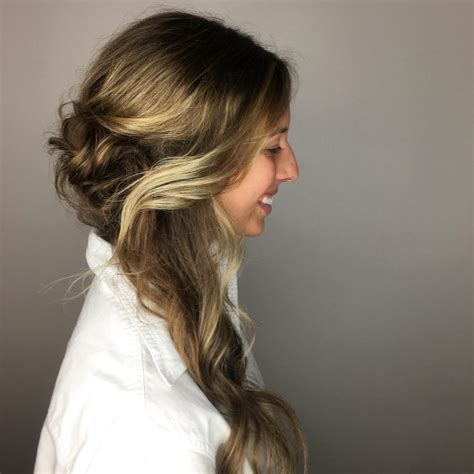 Side Swept Prom Hairstyles by Side Hairstyles For Prom Gorgeous Side Prom Hairstyles