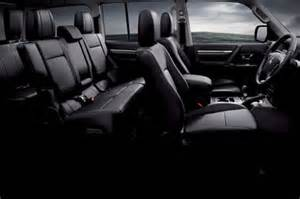 Mitsubishi Shogun Interior Mitsubishi Contract Hire Car Leasing Nationwide