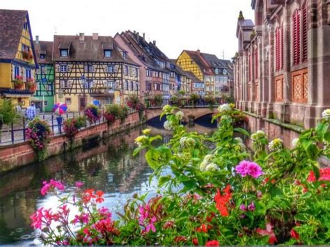 charming town colmar the most charming town in france