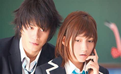 Film Romance Lycée   high school d 233 but film japonais 5 parties amour