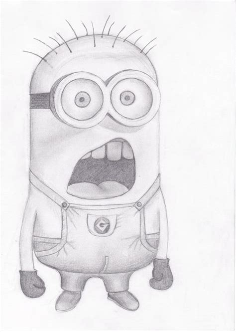 doodle draw minion 36 best images about minions on bobs purple