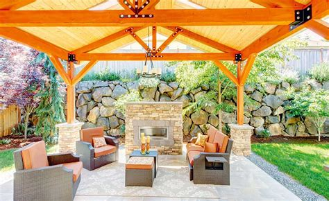 covered outdoor seating verandas and covered outdoor spaces homebuilding