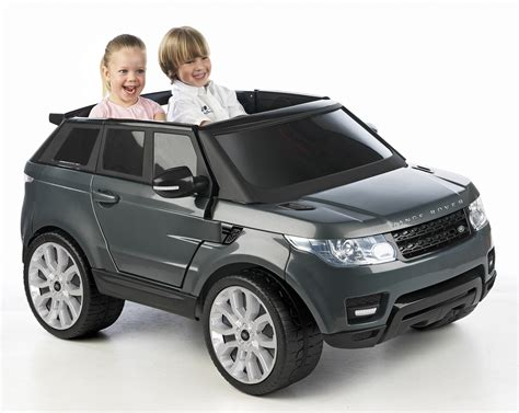 Famosa Launches Range Rover Ride On The Toy Book