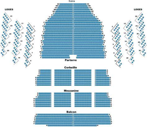 Calendrier C Maisonneuve Salle Wilfrid Pelletier Plan De Salle Spectacle