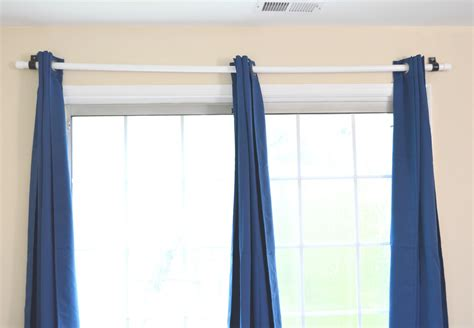 pvc curtain rod vikalpah cheapest diy curtain rod using pvc pipe