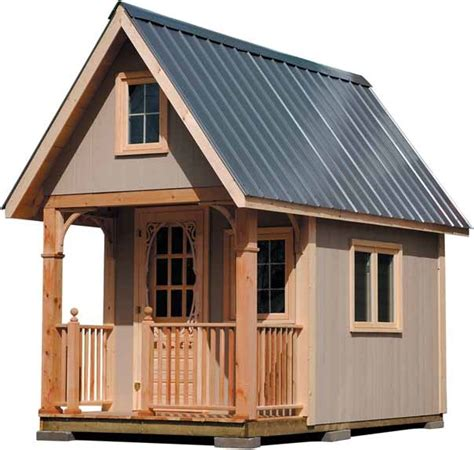free small cabin plans free bunkie plans a diy sleeping shed wny handyman