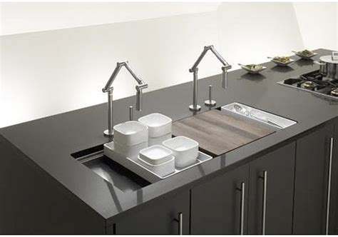 Kitchen Sink Design 10 Unique Kitchen Sink Designs