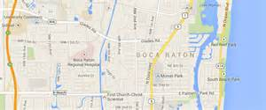map of boca raton florida boca raton bicycle lawyer cyclist local guide