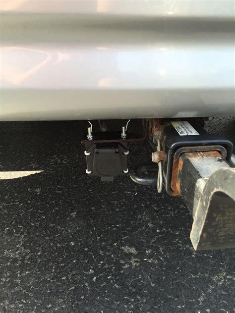 towbar wiring reverse light  trailer surge brakes volvo forums volvo enthusiasts forum