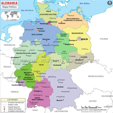 germany maps mapa de alemania mapa alemania