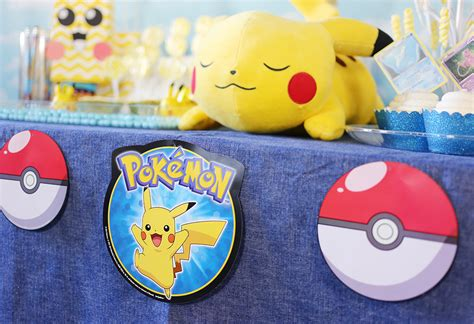 party decorations pokemon party decorations www imgkid com the image kid