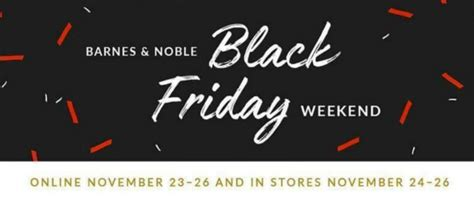 Barnes And Noble E Gift Card - barnes noble 2017 black friday ad savings done simply