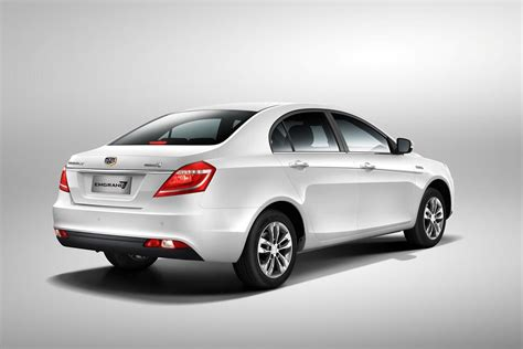 geely emgrand start selling geely emgrand 7 sedan 2017 prices and