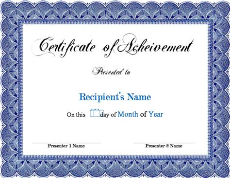 downloadable certificate templates for microsoft word downloadable certificate templates for microsoft word