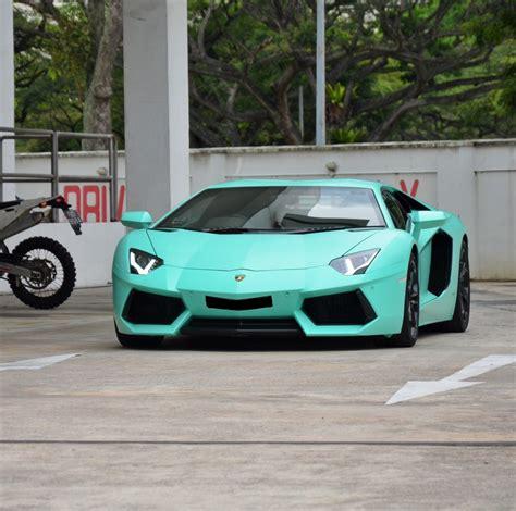 Lamborghini Aventador Matte Blue Matte Blue Aventador Madwhips