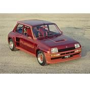 Renault 5 Turbo Birth Of An Icon 1980  Evo