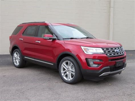 2017 explorer specs 2017 ford explorer specs 2018 ford explorer features