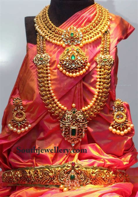 bridal set southjewellery indian
