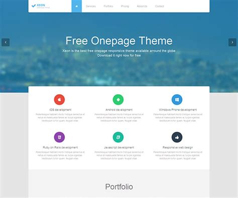 bootstrap templates for java 40 best free bootstrap html website templates 陈斌彬的技术博客