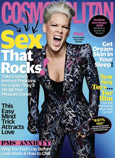 magazine usa pink cosmopolitan magazine usa january 2018 issue