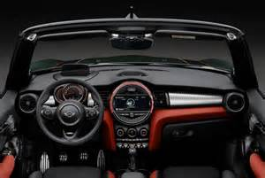 Mini Cooper Nyc 2016 Mini Cooper Works Convertible Debuts In New York