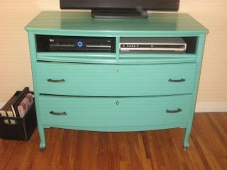 Convert A Dresser Into A Tv Stand by Converting Dresser To Tv Stand Alison S Space