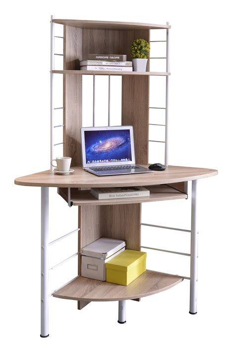 Corner Work Desks Sixbros Corner Computer Desk Workstation Work Table Different Colors B 1010 Ebay