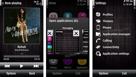themes nokia ovi store themes woodberry by o3one kinetics free for limited