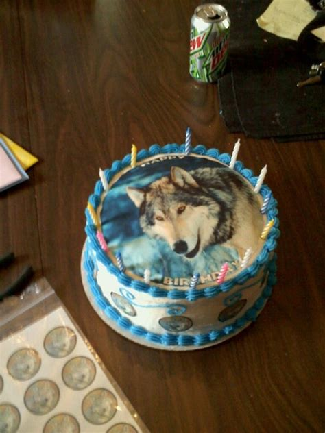 Wolf Cake Decorations by Wolf Cake Wolf Cakes Wolves Wolf Cake And