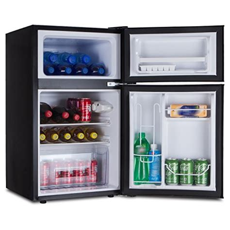 Compact Beverage Refrigerator Glass Door Della Beverage Refrigerator Cooler Compact Mini Bar Fridge Soda Pop Reversible Glass Door