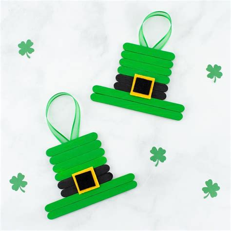 7 fun and easy st patrick s day craft ideas lucky me