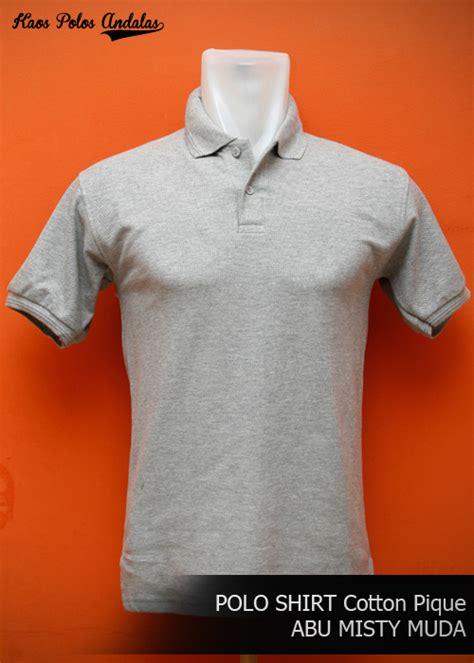 Konveksi Kaos Bandung Cotton Combed 20s Design Custom polo shirt polos kaos polos kerah bahan katun pique