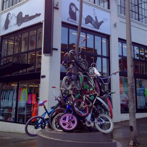 Bike Racks Portland by Zoobomb Pyle Bike Rack Downtown Portland Or Portland