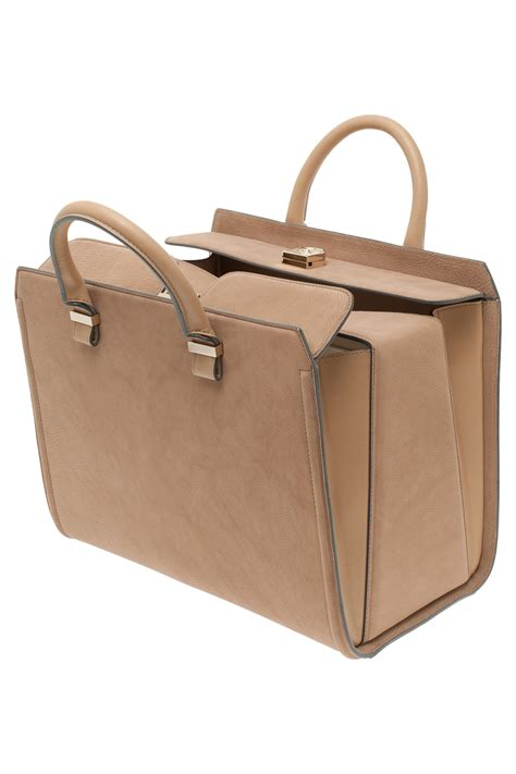 Bag Bveckham beckham bag in metallic lyst
