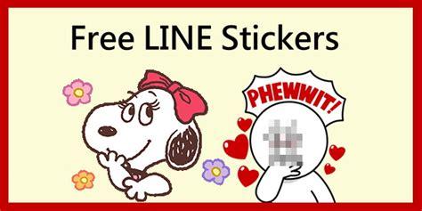 theme line snoopy free snoopy stickers free download kamos sticker