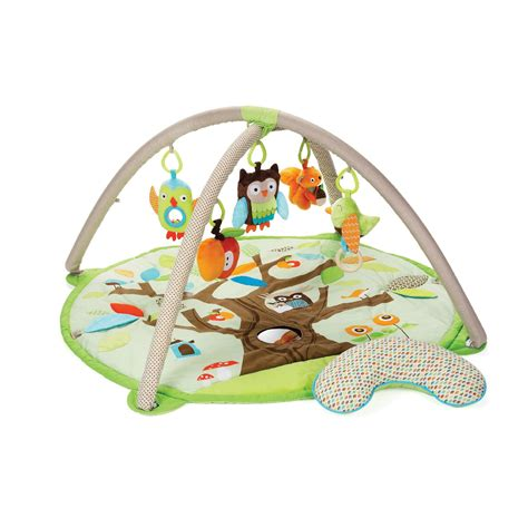 Skip Hop Treetop Friends Tummy Time Mat Owl by Skip Hop Treetop Friends Activity