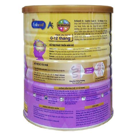 Enfamil A 1 Gentle Care 400gr Tin sua vn sản phẩm sữa bột enfa