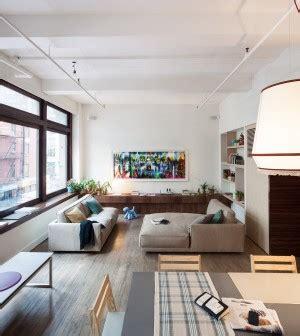 loft arredati il made in italy abita a new york in un loft arredato a
