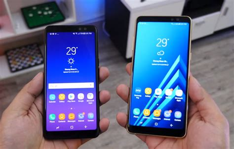 Samsung A1 A8 samsung galaxy a8 2018 specifications and price in india gadgets grow