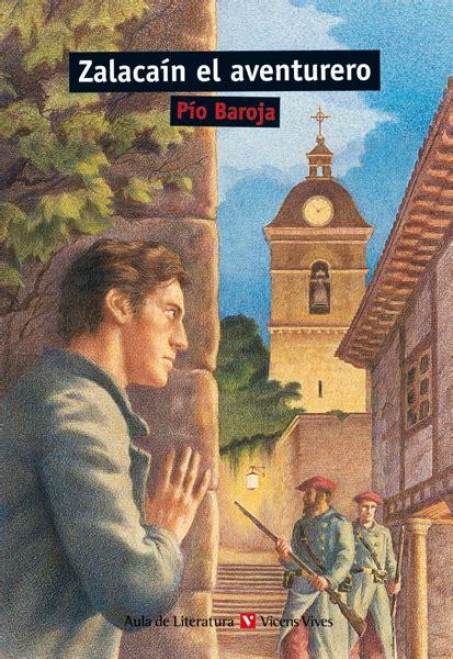 libro zalacain el aventurero editorial vicens vives