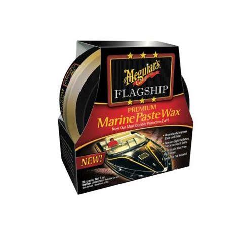 boat wax west marine meguiars flagship premium marine paste wax west marine