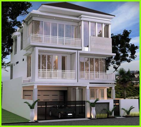 desain rumah yang mewah 10 contoh desain rumah minimalis 2 lantai yang nak
