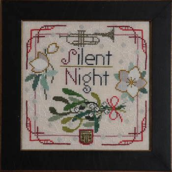 country cottage needleworks silent night cross stitch pattern 123stitch com country cottage needleworks christmas carols cross